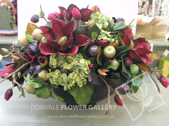 Donvale Flower Gallery Silk Flowers Silk Flowerssf96
